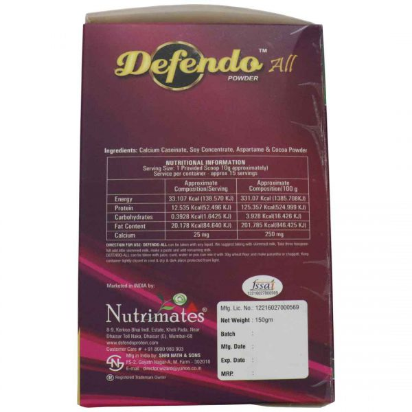 Defendo-All-Protein-Powder-Left-side