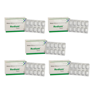 Redium Tablets (Pack of 30 tablets)
